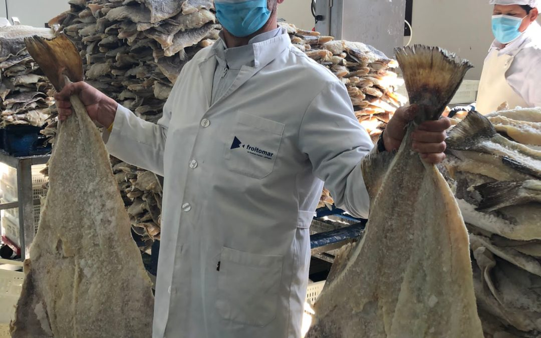 Froitomar, un perfecto aliado para el bacalao islandés